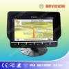 Tracking Navigation Monitor for Trucks