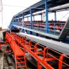 Port Material Handling Belt Conveyor/Fixed Belt Conveyor