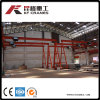 5 Ton La Frame Semi Gantry Crane with Hoist