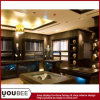 High End Wooden Showcase Display Fixtures for Custom Suits Store