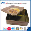 Square Shaped Metal Cake Box
