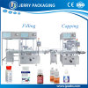 Automatic Injection Bottled Bottle Bottling Filling & Capping Machine