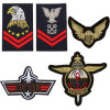 High Quality Military Embroidery Patch for Boy Men Clothing Jeans Jacket Iron on Clothes Army Appliques Badges Fabric DIY (YB-e-036)