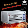 Wholesale Baking Equipment 1 Deck 1 Tray Pizza Oven for Bakery Shop