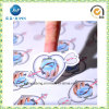 2016custom Waterproof Transparent Self Adhesive Die Cutting Vinyl Sticker (JP-S091)