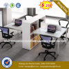 Modular Panel Furniture Office Patition Office Cubicle Office Workstation (HX-8N0242)