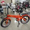 High Quality Wholesale 350W Folding Electric Bike Cheap Mini Fat Tire Foldable Bicycle