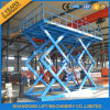 Hot Sale Stationary Hydraulic Scissor Lift Track