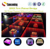 Mutual Complementation LED 3D Infinite Light up Dance Floor