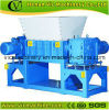 Universal crusher and double shaft shredder
