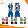 Hot Sell Shirt Sublimation Basketball Jersey Sport Wear