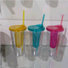 Wholesale Tumbler with Straw Fruit Tumbler Infusions