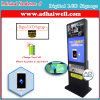 "50"" LCD Panel Digital Signage with Mobile Charging Machine"