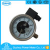 100mm Bottom Wika Type Full Stainless Steel Vacuum Electric Contact Pressure Gauge