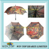 27 Inch Great Man Heat Transfer Umbrella