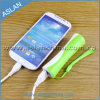Portable 2600mAh Power Bank for Mobile Phone (PB-004S)