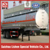 35cbm 2-Axle Stainless Steel Oil Fuel Tank Semi Trailer