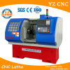 with Digitizer Alloy Rim Repair CNC Lathe
