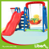 Kids Indoor Slide with Swing and Basketball Hoop (LE. HT. 009)