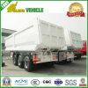 2-3 Axles U Shaped Hydraulic Tipping Truck Semi Tipper
