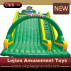 Large Animal Theme Funland Inflatable Slide with Certificate