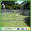 Large Outdoor Galvanised Chain Link Pet Enclosure