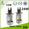 H4 24W LED Motorcycle Headlight