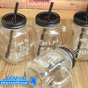 Hot Selling Mason Jar Glass Bottle with Handle