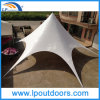 White Color Star Shape Tent Pole Tent for Outdoor Events