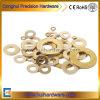 Brass Flat Washer DIN125/DIN9021 Flat Gasket