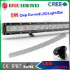 Super Bright Single Row Curved 5W CREE Bar