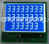 Display Board (whole one) Blue Background