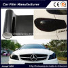 Self-Adhesive Deep Black Color Car Headlight Film Car Tint Vinyl Films 30cmx9m