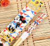 Childrens′ Chinese Wood Bamboo 18cm Length Chopsticks Sx-A6732