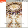 Digital Painting with Carpet Pattern Tempered Decoration Glass with SGCC/ISO