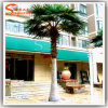 China Factory Direct Decorative Artificial Fan Palm Plant Tree