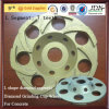 for Concrete L Shape Diamond Segment Diamond Grinding Cup Wheel