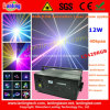 High Power 12W Ilda Animation Laser Show System