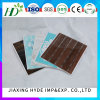 2016 Manufacturer Supply Hot Stamping Wooden Color PVC Panel Home Ceiling and Wall Building Decoration Material
