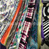 Printed Polyester Silk/Georgette/Moss Crepe/Sateen/Chiffon Fabric with Printed