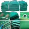 Deep Green HDPE Knitted Construction Scaffolding Safety Net/Sun Shade Net