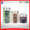 Good Quality Glass Jars and Lids Airtight Glass Candy Container