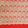Cotton Water Soluble Craft Lace Fabric (L5145)
