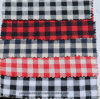 Hight Quality Cotton Checked Fabric Tie