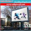 Scrolling Billboard Structure Aluminium Scroller Light Box Outdoor Advertising