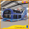 Polar Bear Slide with Pool Inflatable Water Slide (AQ01579)