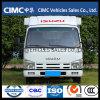 China Isuzu 600p Npr 4*2 6 Wheeler Double Cab Van Vehicle