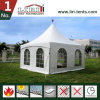 5m X 5m Garden Gazebo Mobile Tent for Outdoor Use