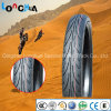 Chinese Factory 6pr Natural Rubber Motorcycle Vacuum Tire (100/80-17; 2.25-17; 2.50-17)