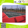 13mm Thickness PP Interlocking Plastic Garage Floor Tiles for Car Show